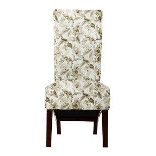 Langley Street Ramon Miesha Fabric Parsons Chair (Set of 2)