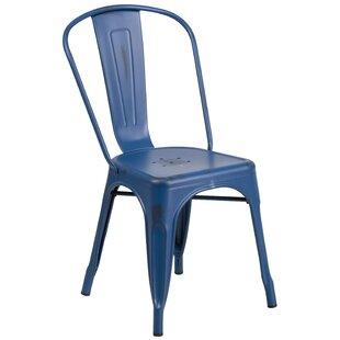 Sutter Metal Stackable Chair