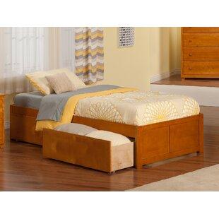 Andover Mills Mackenzie Storage Platform Bed