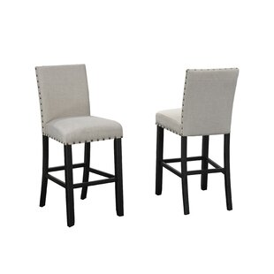 Charandeep 29 Bar Stool (Set of 2) Gracie Oaks