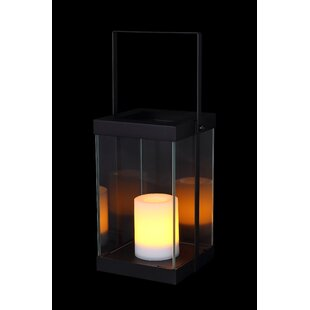 Demuth Green Solar Powered LED Outdoor Lantern By Sol 72 Outdoor