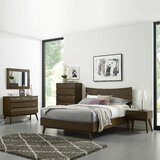 Burson Queen Platform 5 Piece Bedroom Set by George Oliver