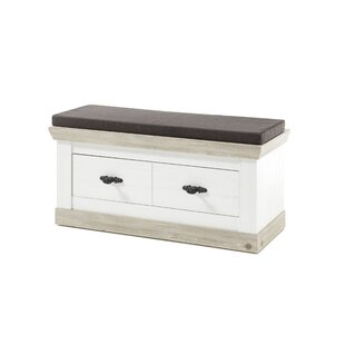 Caroline Wooden Storage Bench By House Of Hampton