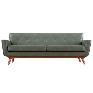 Mageik Leather Sofa