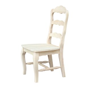 Versailles Solid Wood Dining Chair (Set of 2) International Concepts