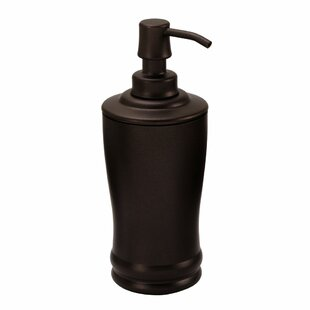 Olivia Tall Pump Soap Dispenser By InterDesign