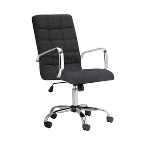 Bulwell High Back Task Chair (Set Of 2) by Orren Ellis Spacial Price