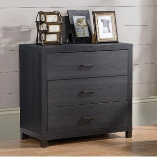 Edwidge 3 Drawer Chest