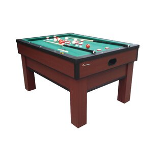 Best Price 4.8' Bumper Pool Table By Rhino Play