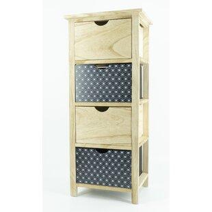 Deals Geneve 25 X 78cm Free Standing Cabinet