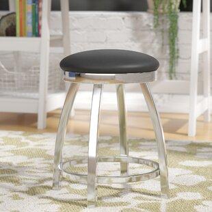 Groovy Adjustable Height Vanity Stool Wayfair Pdpeps Interior Chair Design Pdpepsorg