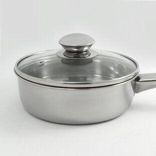 2 Cup Stainless Steel Nonstick Egg Poacher