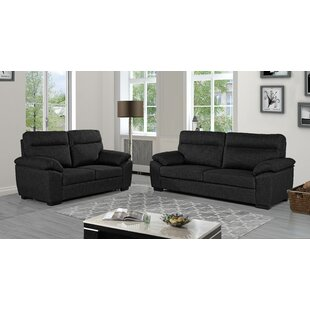 Decius 2 Piece Living Room Set by Ebern Designs