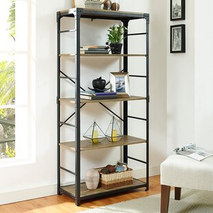 Cecelia Iron Standard Bookcase Trent Austin Design