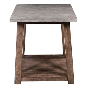 Ayers End Table with Storage