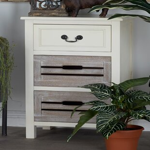 3 Drawer Nightstand by Cole & Grey