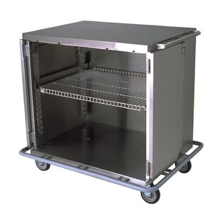 Lakeside Manufacturing Stainless Steel Bar Cart