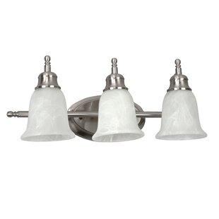 Clarkedale 3-Light Vanity Light by Charlton Home
