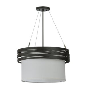 Meyda Tiffany Cilindro Complex 2-Light Pendant