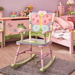 Katherra Rocking Chair By Zoomie Kids