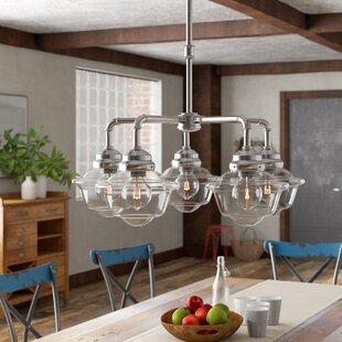 Trent Austin Design Margo 5-Light Shaded Chandelier