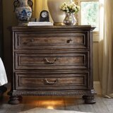 Rhapsody 3 Drawer Chest