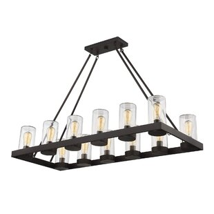 Reviews Mount Vernon 12-Light Outdoor Chandelier By Laurel Foundry Modern Farmhouse