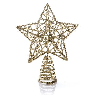 Star Christmas Tree Toppers You Ll Love In 2019 Wayfair