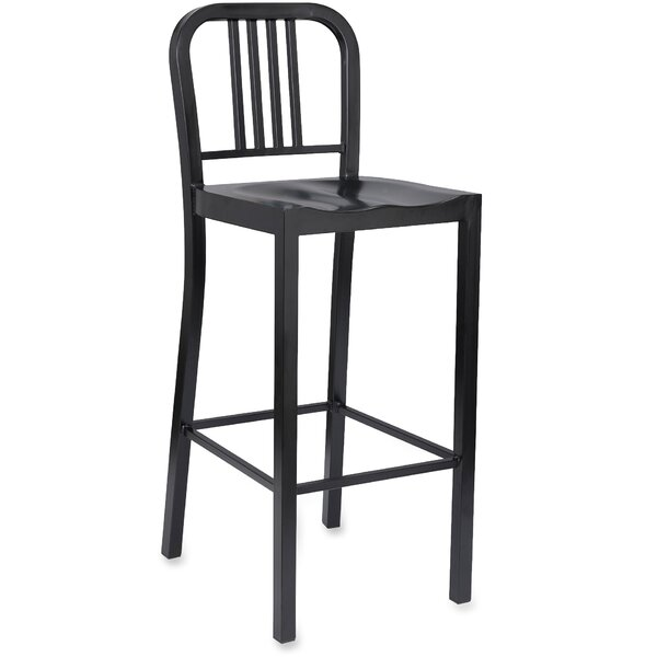 Surprising Bistro Bar Stool Wayfair Theyellowbook Wood Chair Design Ideas Theyellowbookinfo