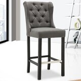 Ellent 29.75 Bar Stool (Set of 2) by Winston Porter