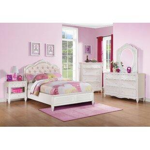 Whitney Platform Configurable Bedroom Set