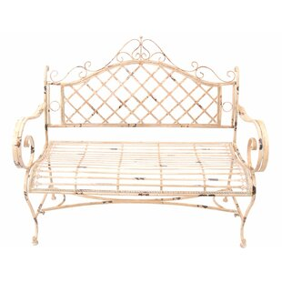 Milligan Metal Garden Bench