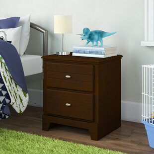 Downing 2 Drawer Nightstand by Mack & Milo