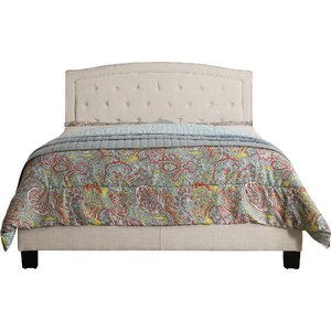 Gabriel Upholstered Panel Bed
