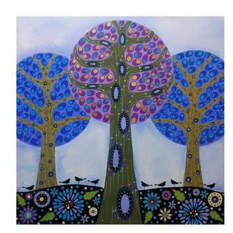 Wgi Gallery Dream Maker Mule Deer By Valeria Yost Painting Print Plaque Wayfair