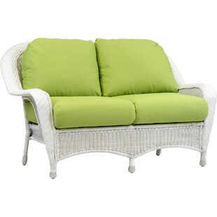 St Catherine Key West Loveseat with Cushion
