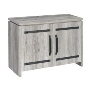Old Down 2 Door Accent Cabinet by Loon Peak