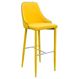 Lochlan 78cm Bar Stool By Ebern Designs