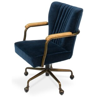 Brooks Task Chair by Sarreid Ltd Bargain