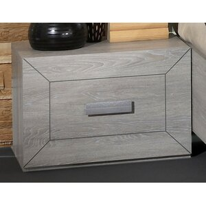 Nachttisch Bonnington mit 1 Schublade von Urban ..