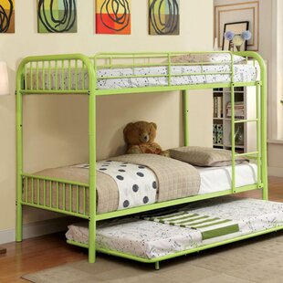 Best Deals Silkeborg Twin/Twin Bunk Bed By Harriet Bee