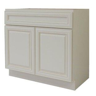 Buying Cabinet 36 Single Bathroom Vanity Base Only ByNGY Stone & Cabinet