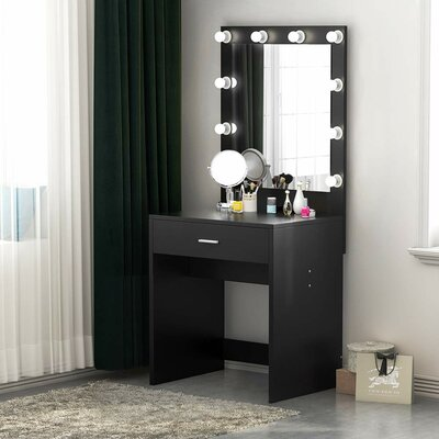 Makeup Tables And Vanities You Ll Love In 2020 Wayfair