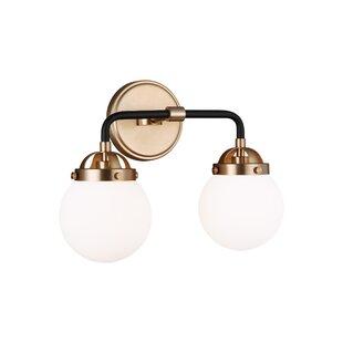 2 Light Vanity Lighting Joss Main