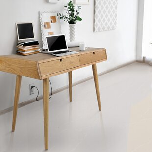 Wrought Studio Huertas Writing Desk