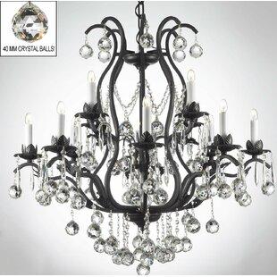 Astoria Grand Alvan 15-Light Black/White ..