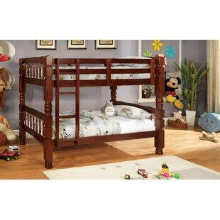 Reviews Delbarton Twin Bunk Bed ByHarriet Bee