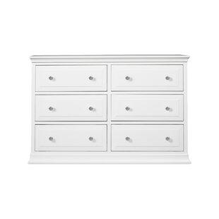 Weathered White Dresser Wayfair