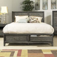 Chelsea Platform Bed by Home Image