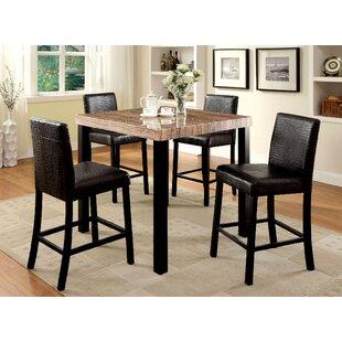 Nowakowski Counter Height Dining Table by Latitude Run